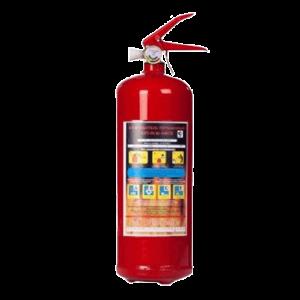 Огнетушитель порошковый ОП-2 (з) (А, В, С, Е)