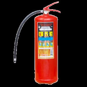 Огнетушитель порошковый ОП-8 (з) (А, В, С, Е)